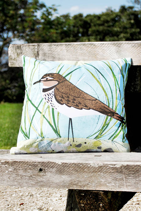 Dotterel Cushion