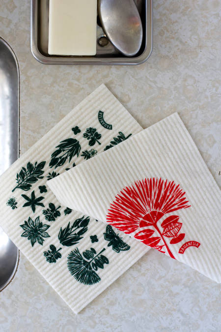 Eco Kitchen Cloth set
