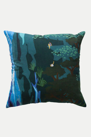 Waterfall Bush Cushion