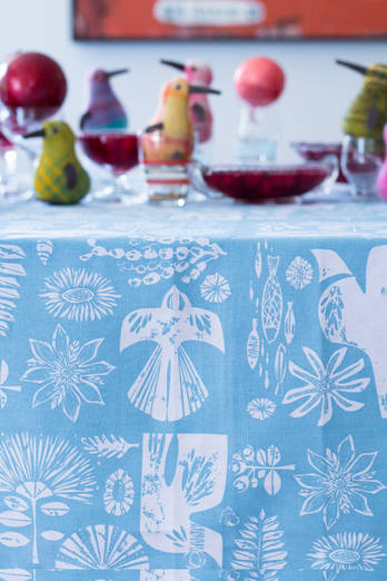 Kupe Sea Tablecloth