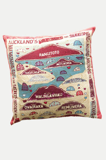 Volcano Regatta Cushion