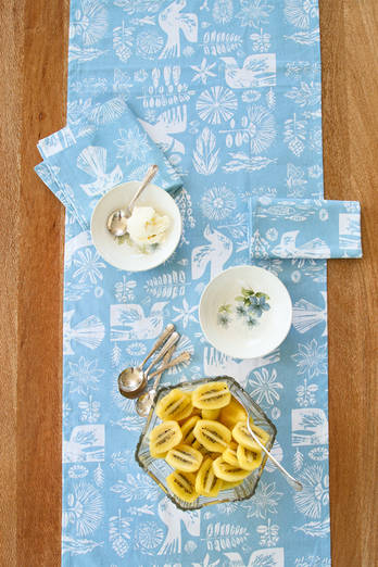 Kupe Sea Table runner