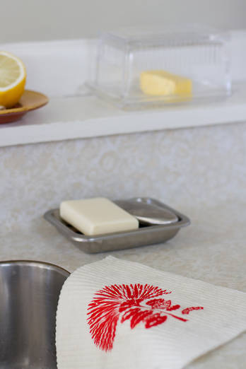 Eco Kitchen Cloth Pohutukawa