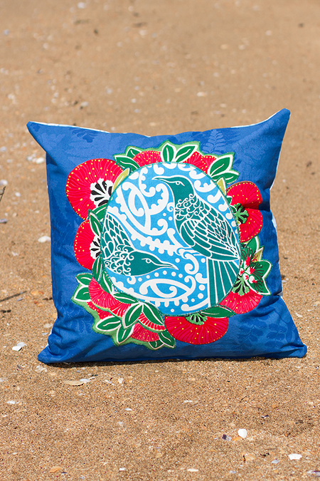 Tui Upcycled Cushion