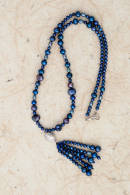 Tangaroa ocean blue necklace