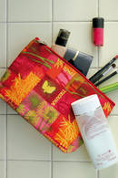 Cabbage Trees | Medium Cosmetic Bag