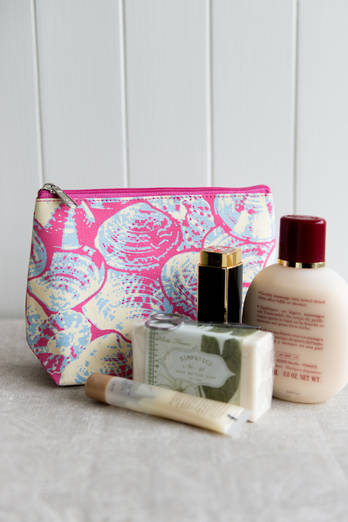 Dawn Pink Wash Bag
