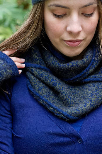 Manapouri loop scarf