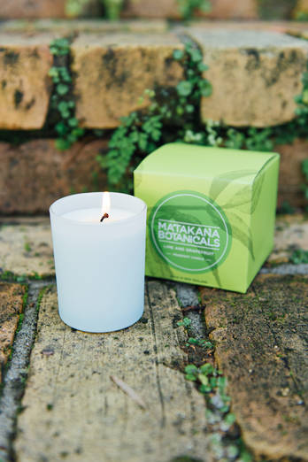 Lime & Grapefruit Candle