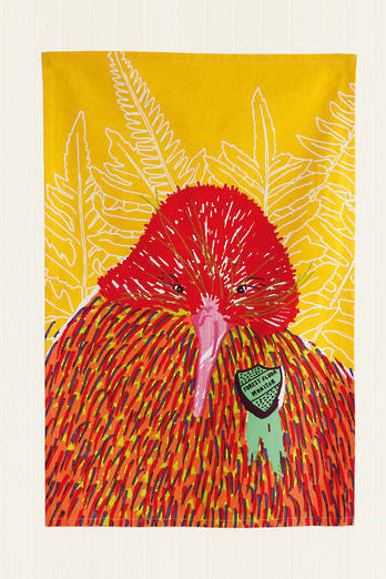 Kiwi Dude Harry Tea Towel