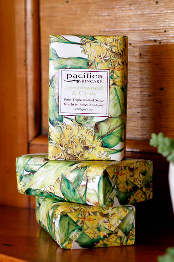Lemonwood & Citrus Soap